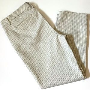 2/$20 Tommy Hilfiger slim crop pants sz 8